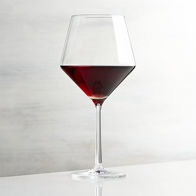 Tour Red Wine Glass | Crate and Barrel