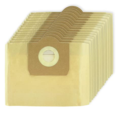 Spares2go bolsas grandes de filtración de doble pared para ...