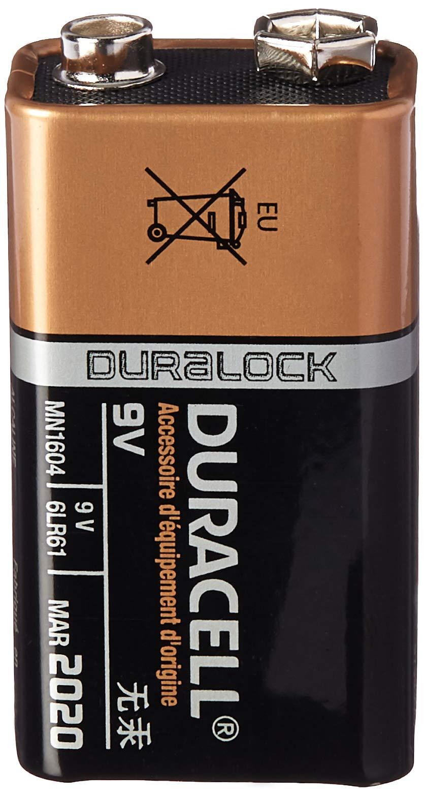Duracell 9 Volt Battery by Duracell