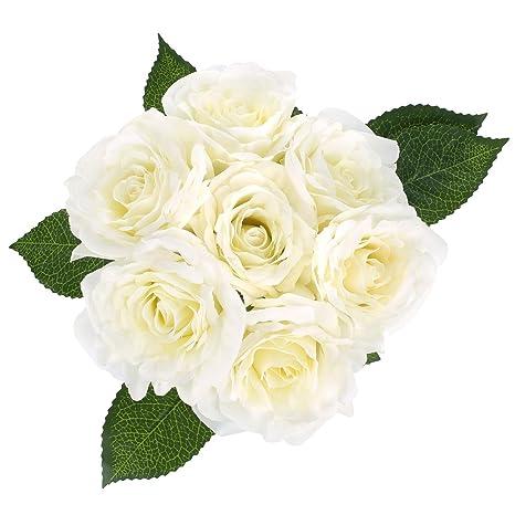 rose finte che sembrano vere
