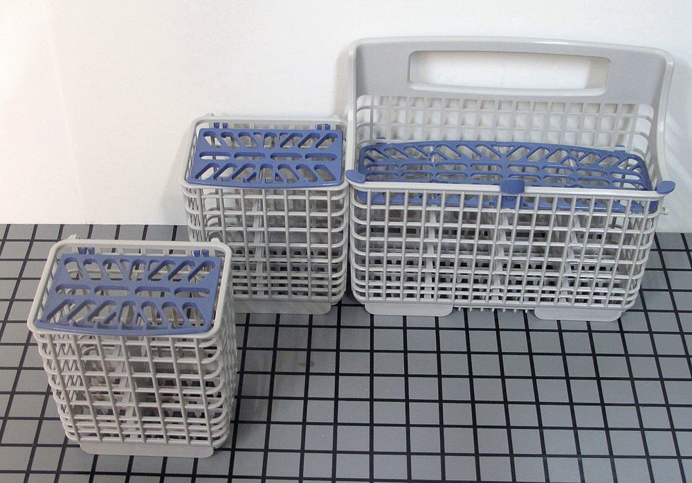 Kenmore Whirlpool Dishwasher Silverware Basket 8562080 W10807920 PS1156219 AP3885191