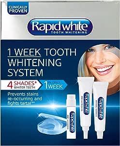 Rapid White One Week Premium Whitening System
