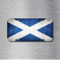 MNUT - Placa de matrícula de Edinburgh Glasgow