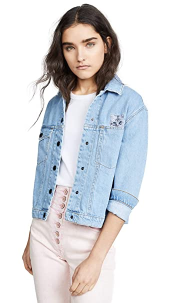 3331874b9ecfd PAUL & JOE Sister Women's Lematou Jacket at Amazon Women's Coats Shop