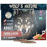 Wolf's Nature Getreidefreies Trockenfutter aus Norwegen in Lebensmittelqualität
