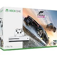 Console Xbox One S - 1 Terabyte + HDR + 4K Streaming + Jogo Forza Horizon 3