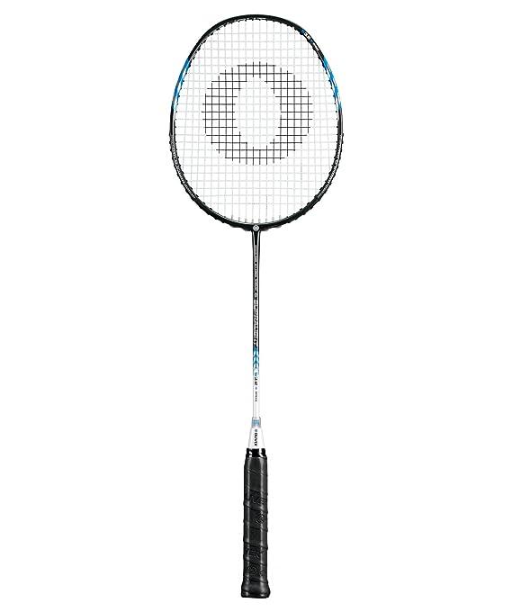 Oliver Spider Badminton Schl/äger Racket besaitet gelb schwarz