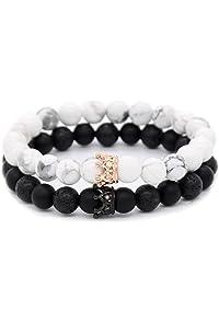 91e89b74ba Mens Bracelets   Amazon.com