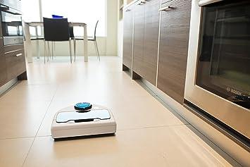 Neato Robotics D85 Robot Aspirador - Aspirador robotizado con estación de carga: Amazon.es: Hogar