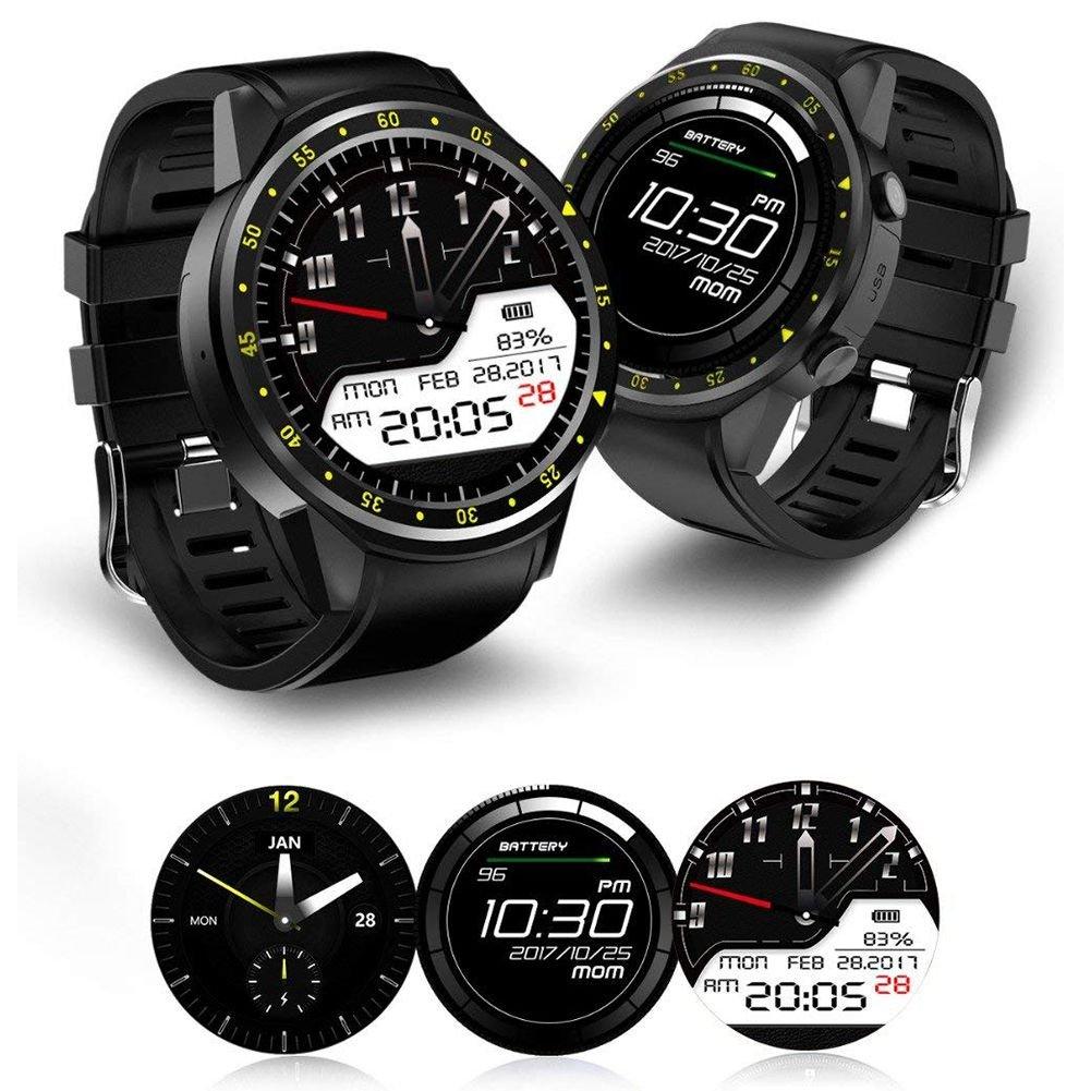 TOOGOO Reloj Inteligente Deportivo F1 con Camara GPS Soporte ...