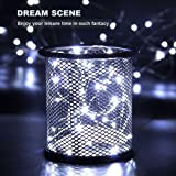 SEEOU 6 PCS LED Starry String Lights with 20 Mini