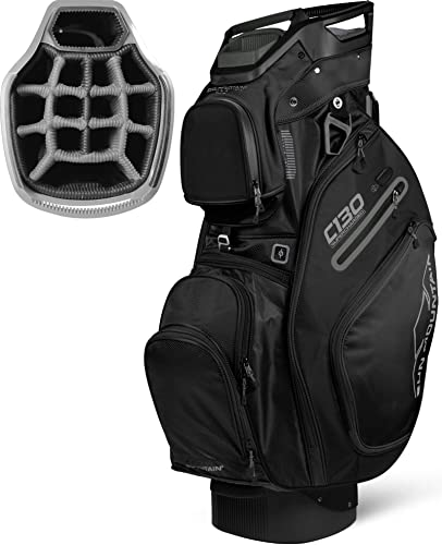 Sun Mountain Golf Prior Generation C-130 Supercharged Cart Bag