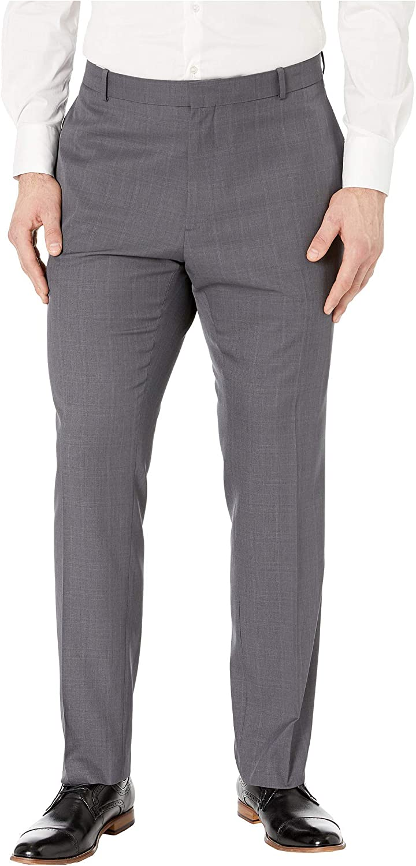 Perry Ellis Men's New sales Big Tall Performanc Portfolio Fit Modern Direct sale of manufacturer Bt