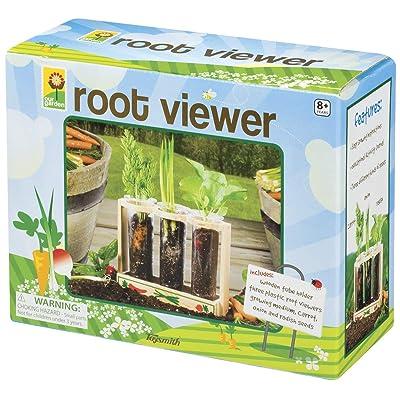 Toysmith Garden Root Viewer: Toys & Games