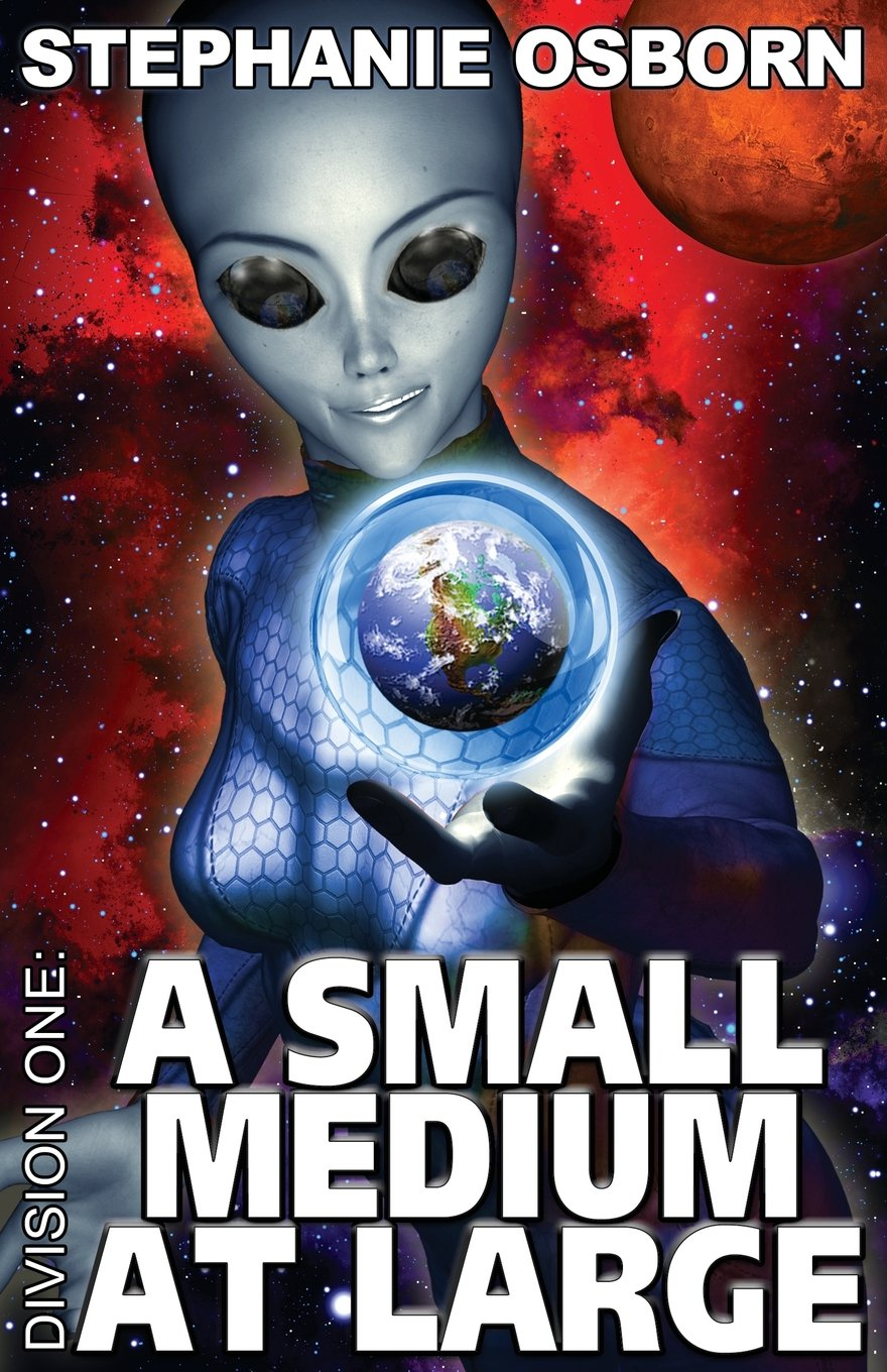 Read Online A Small Medium at Large (Division One) ebook