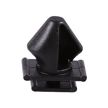 Valea vcf2537 plástico Clips Moldeo retenedor para Peugeot OEM: 8565.34; Para Peugeot 406 106 moldura - Side - 206 moldura lateral: Amazon.es: Coche y moto
