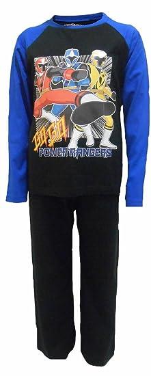 Amazon.com  Power Rangers GO GO! Boys Cotton Pajamas (9-10 Years ... 4b8f57ece