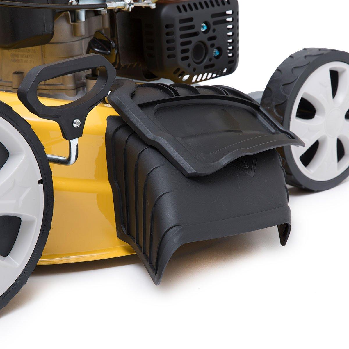Cortacésped autopropulsado Sprinter de la marca BMC de 530 mm, 5 ...