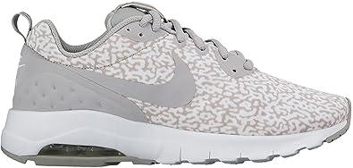 Nike Damen W Air Max Motion Lw Print Laufschuhe, Gris (Gris