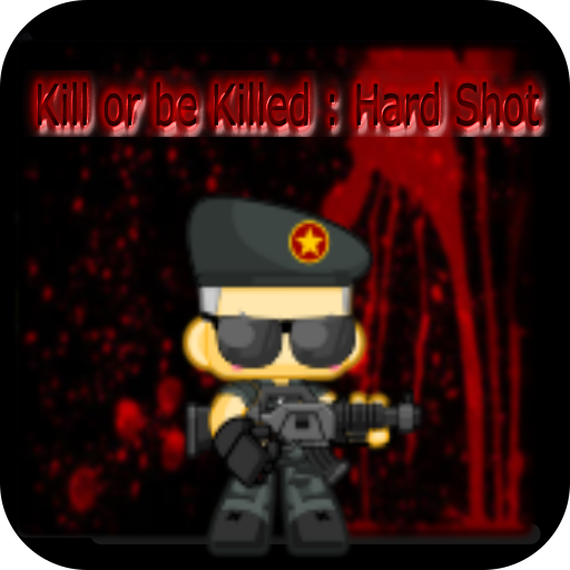Kill or Be Killed : Hard Shot (Gif With Sound Halloween)