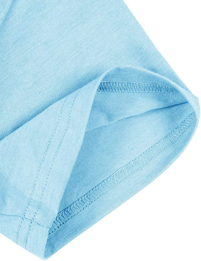 Dresswel Women Good Vibes Letter Print T-Shirt Round Neck Short Sleeve Rainbow Graphic Shirt Tee Top