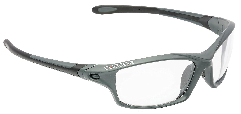Swiss Eye Sportbrille *Grip* Anthracite Matt/Black Radbrillen