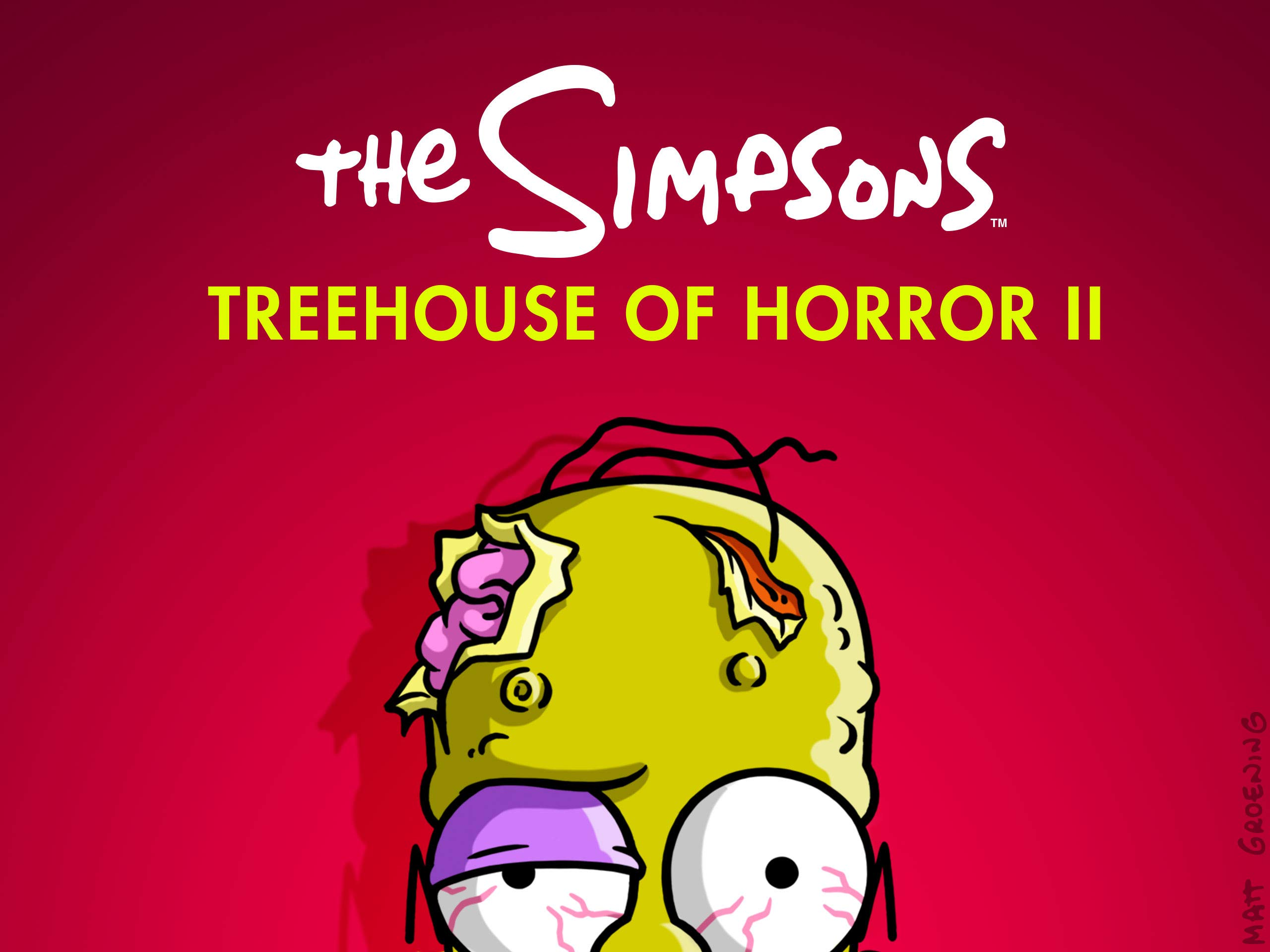 Halloween Simpsons Treehouse Of Horror.Amazon Com Watch The Simpsons Treehouse Of Horror Season 2 Prime