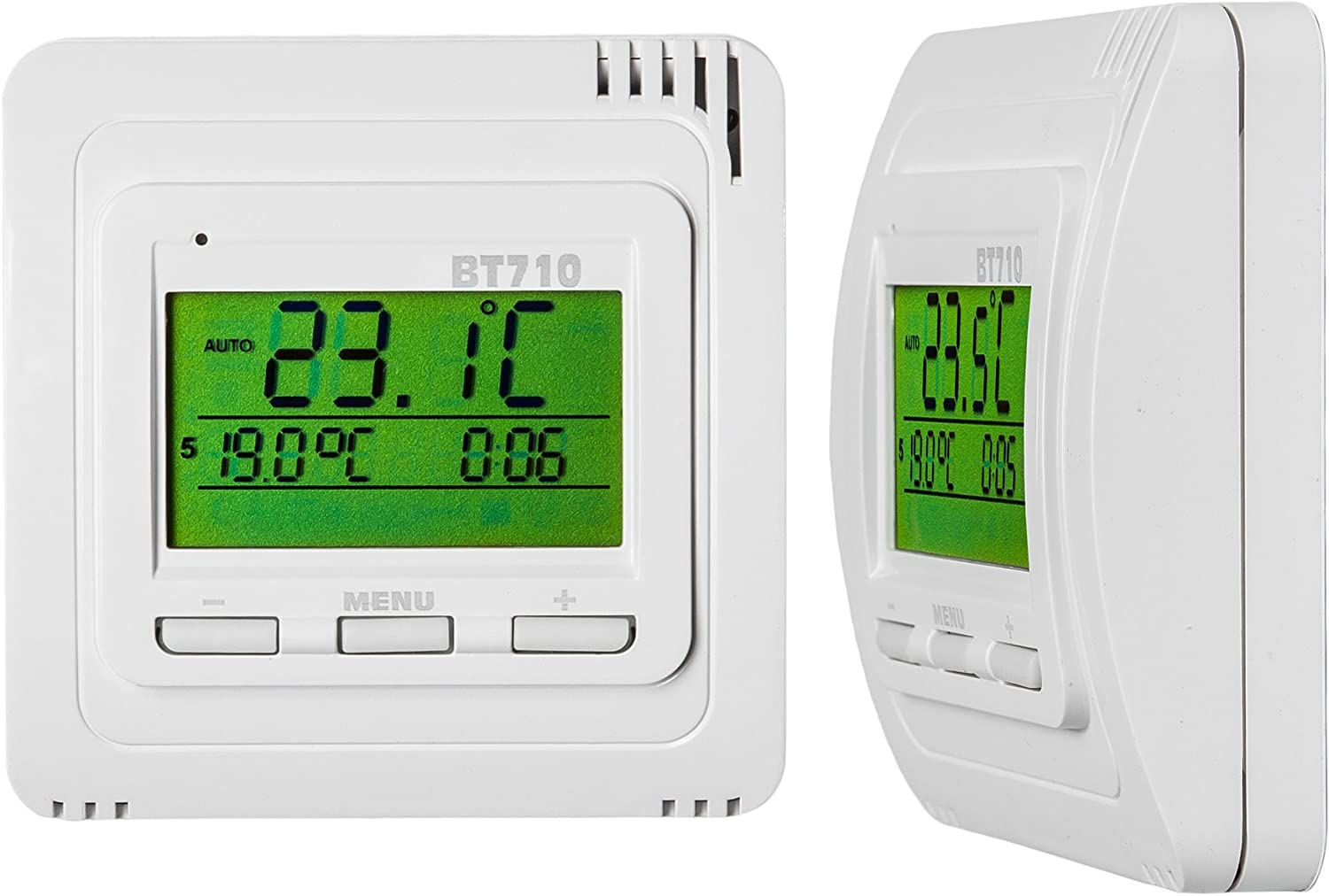 Type 3 | No. 401343 tectake Thermostat programmable dambiance Digital Chauffage climatisation electronique
