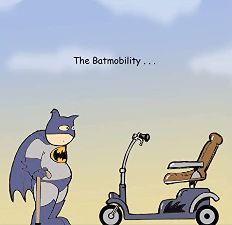 Twizler Biglietto Di Auguri Divertente Per Uomo Con Batman