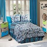Amazon Com My Room Extreme Skateboarding Boys Comforter