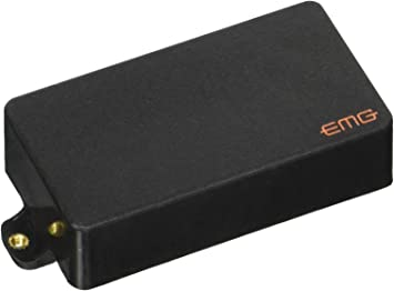 TUNER EMG 89XR BLACK ACTIVE HUMBUCKER DUAL COIL /& REVERSE SINGLE COIL MODES