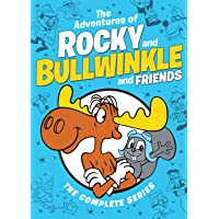 Deals on The Adventures of Rocky and Bullwinkle and Friends DVD Set