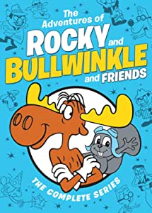 Adventures Of Rocky & Bullwinkle & Friends: Complete Series