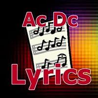 Lyrics for Ac Dc