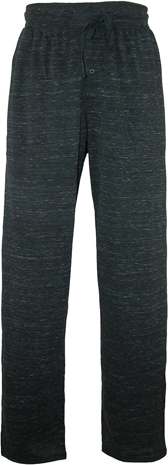 Hanes Men's Spade Dyed Knit Sleep Pant