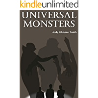 Universal Monsters book cover