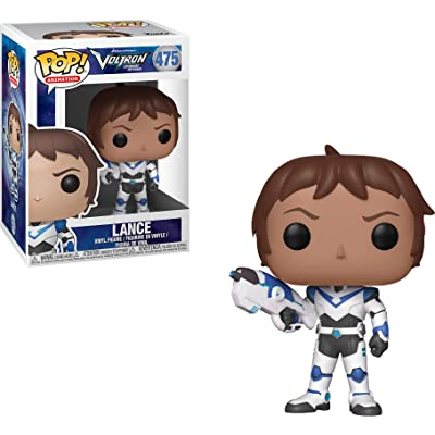Funko Pop Animation: Voltron - Lance Collectible Figure, Multicolor - 34198: Toys & Games