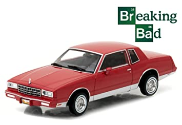Greenlight Collectibles - Chevrolet Monte Carlo Breaking Bad ...