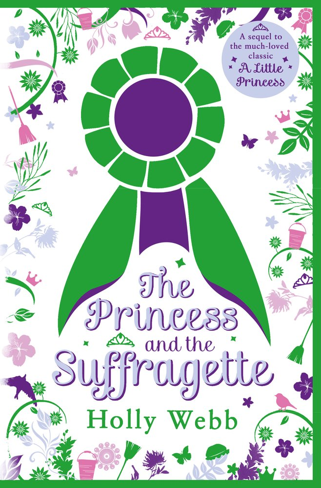 The Princess and the Suffragette: Amazon.co.uk: Webb, Holly: Books