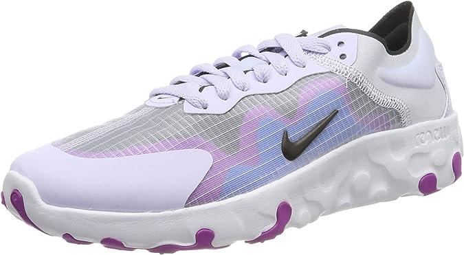 Nike Wmns Renew Lucent, Zapatillas de Running para Mujer, Morado (Amethyst Tint/Black/Photo Blue/Hyper Violet/White 500), 37.5 EU: Amazon.es: Zapatos y complementos