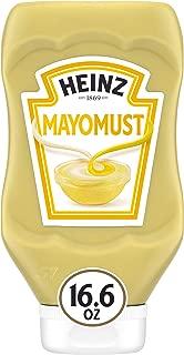 product image for Heinz Mayomust Mayonnaise & Mustard Sauce Mix (16.6 oz Bottle)