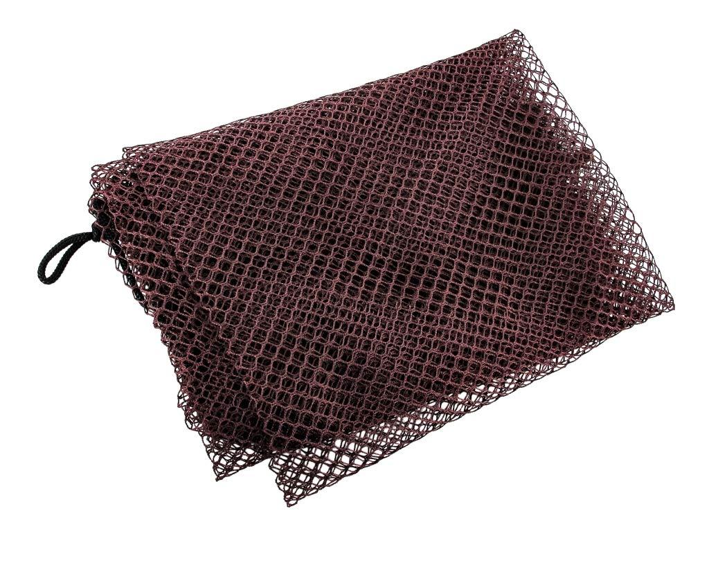 Ersatz-Netz fü r Senke, 8mm Maschen, Grö ß e: 1x1 m, Farbe: Braun Jenzi