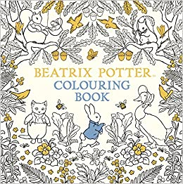 the beatrix potter colouring book amazoncouk beatrix potter 9780241287545 books