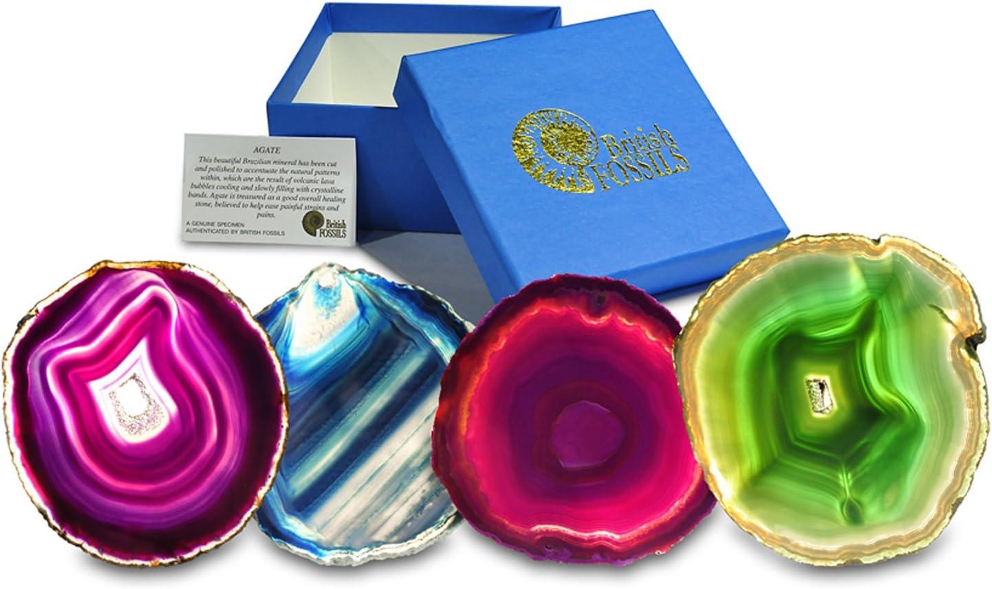 Set of 2 Feeling Blue Coasters