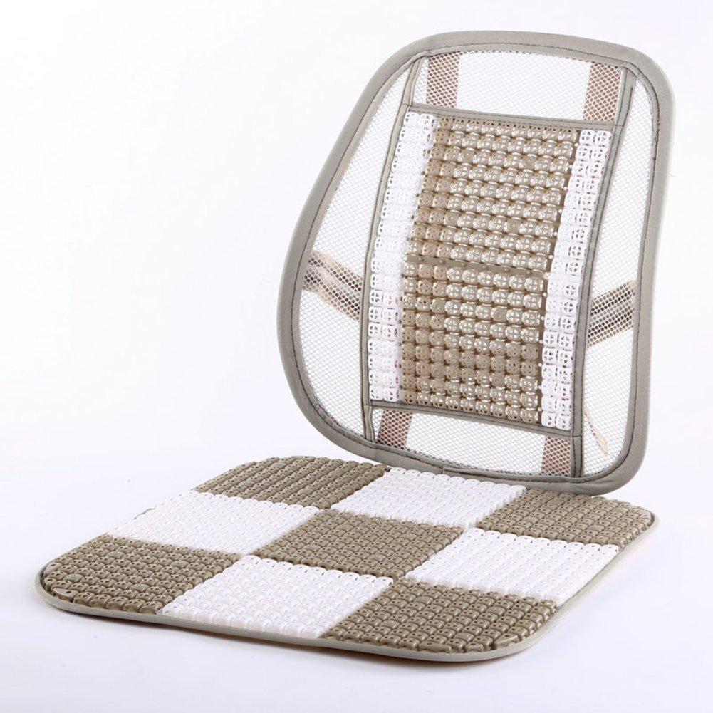 xmzddz通気性滑り止めシートクッション、床オフィス車椅子パッドレストラン椅子ガーデンインドアアウトドアDeepシート椅子クッションセット 46x46cm(18x18inch) XMZDDZ B07D559375  A 46x46cm(18x18inch)