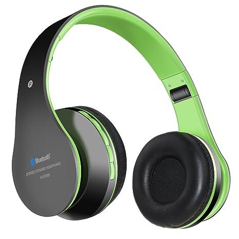 Cuffie Bluetooth senza fili Penzo BT809 con Microfono per iphone ... 75bcdf2e8e57