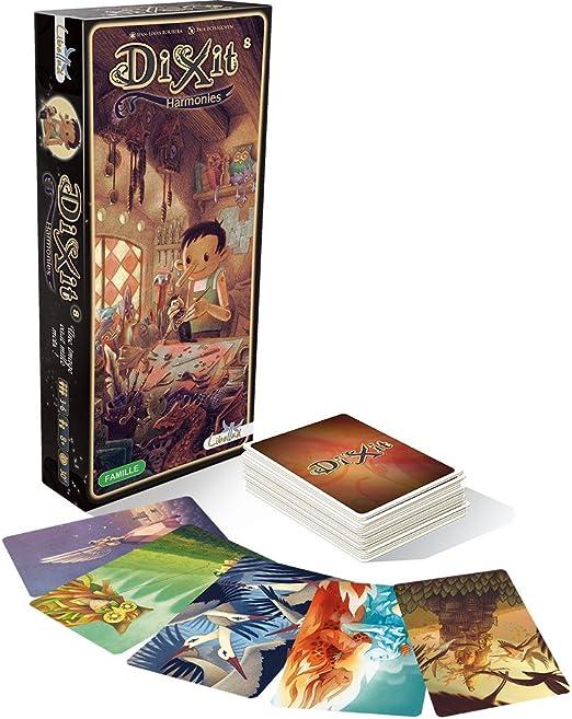 Libellud Dixit 8 Armonias: Amazon.es: Juguetes y juegos