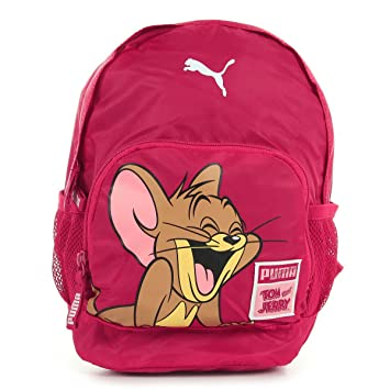 Boy s Girl s Puma Bag 07320202 Pink One Size  Amazon.co.uk  Clothing 8390ab35ef562