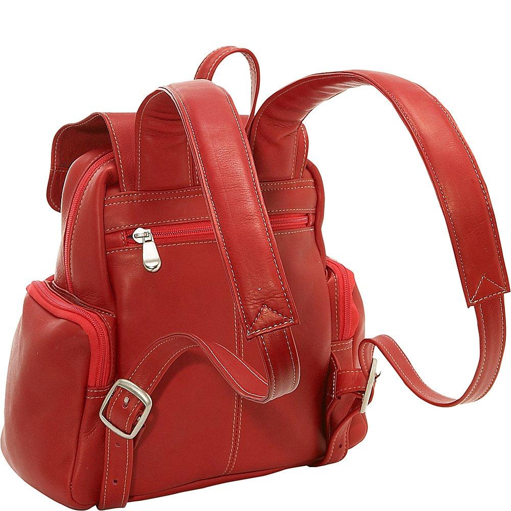 Leather Backpack Purse With Pockets- Fenix Toulouse Handball 0826e1c04e075