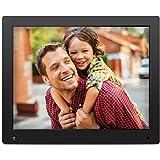 NIX Advance – Cornice digitale da 15 pollici ad alta risoluzione, l'unica che riproduce un mix di foto e video HD nella stessa slideshow. Dotata di sensore di movimento HU-Motion